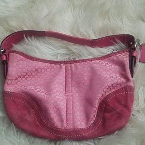 Small Coach purse